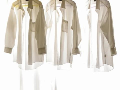 形態安定加工の服は赤ちゃん服と同じ引き出しに入れちゃダメ