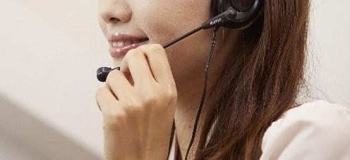 コールセンター 女性
