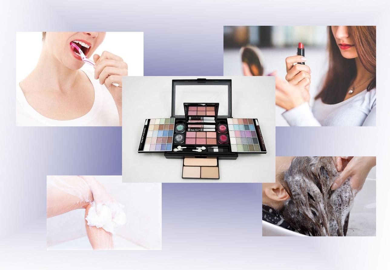有害成分 日用品 化粧品