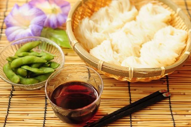 そう麺つゆの甘味料は血糖値に要注意です