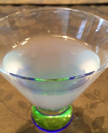 手作りレモン酵素シロップ 水割り