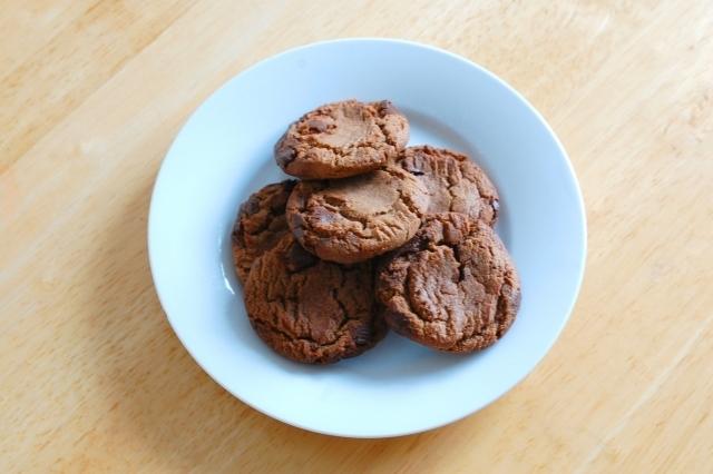 国産よりも輸入が安全?トランス脂肪酸入りチョコクッキー