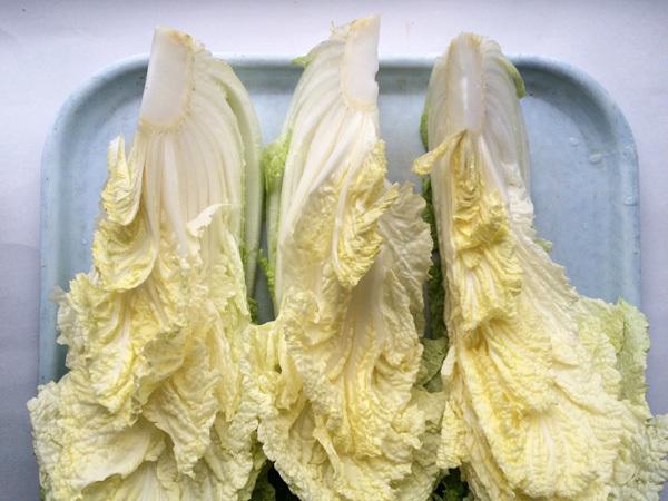 白菜漬け1