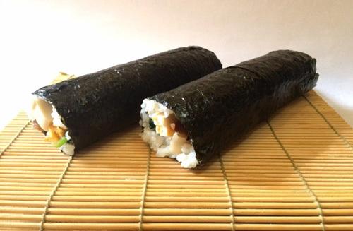 手づくり巻き寿司