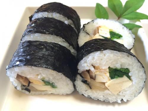 ~我が家の安全で健康的な巻き寿司レシピ~