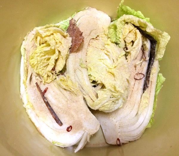 白菜漬け2