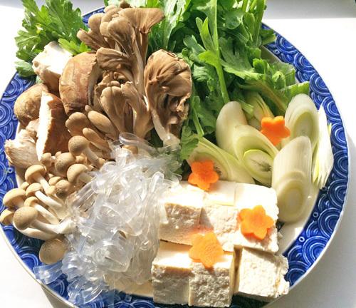 鶏ミンチ鍋で忘年会 (3)