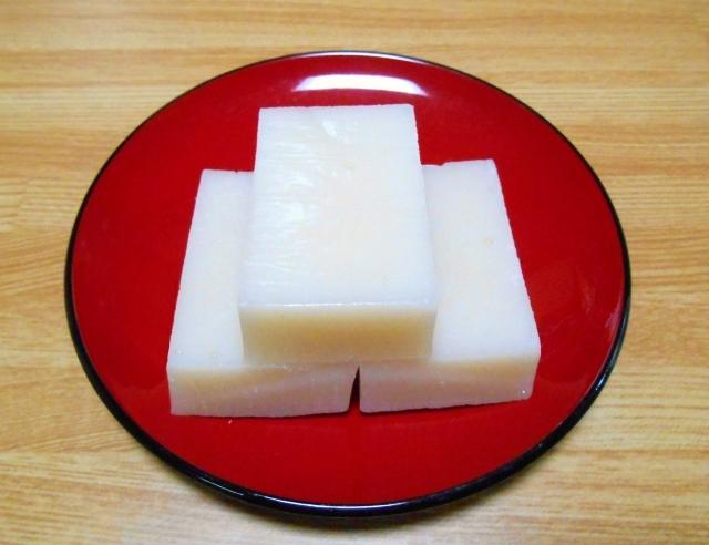 餅の原材料に「水稲もち米」がない?一体何で作っているのか