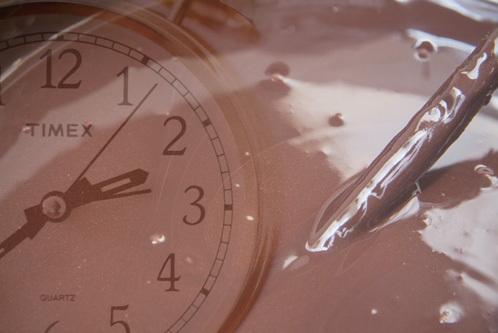 乳化剤を遣わずにチョコを作るには72時間かかる