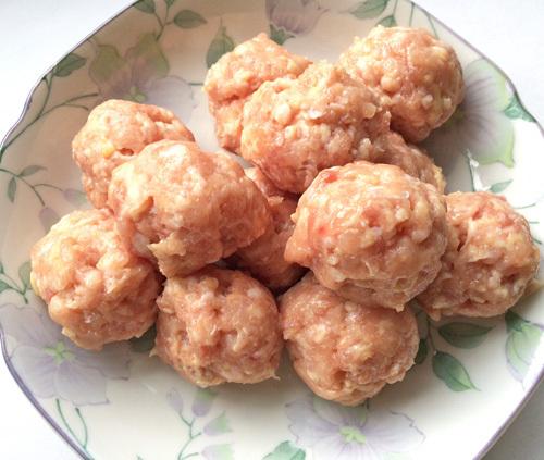 鶏ミンチ鍋で忘年会 (2)
