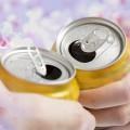 花見で乾杯 発泡酒 第三のビール