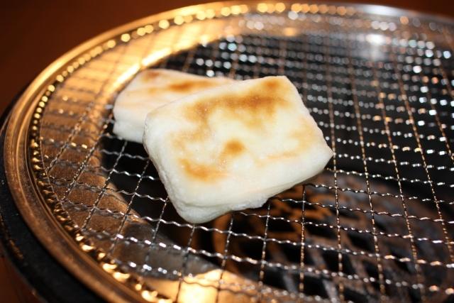 焼いた切餅