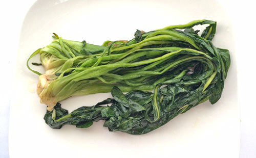 手作り 壬生菜1
