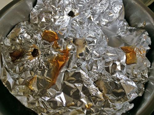 いかなごのくぎ煮 手作りレシピ (5)