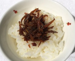 いかなごのくぎ煮 手作りレシピ (7)