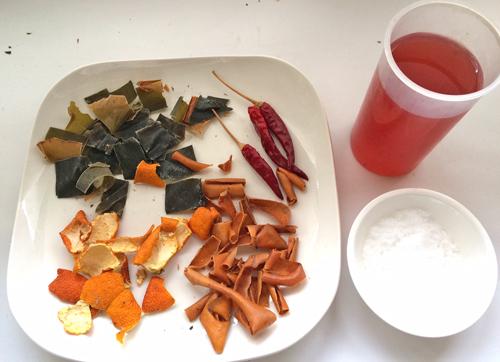 自家製手作り 梅酢たくあん レシピ (3)