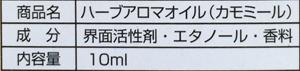 合成アロマ 原材料