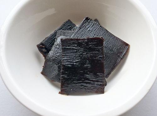 手作り 塩昆布