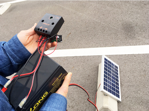 自作 発電システム 5