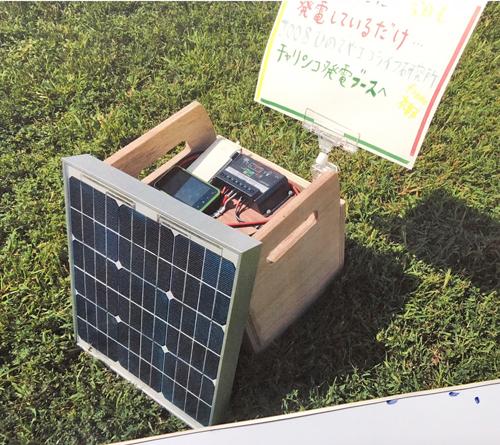 発電システム 1
