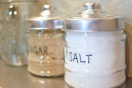 塩は海水から作られたミネラル入りを選びたい