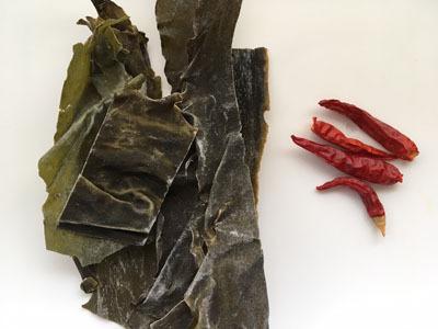 手作り 野沢菜漬け レシピ (5)
